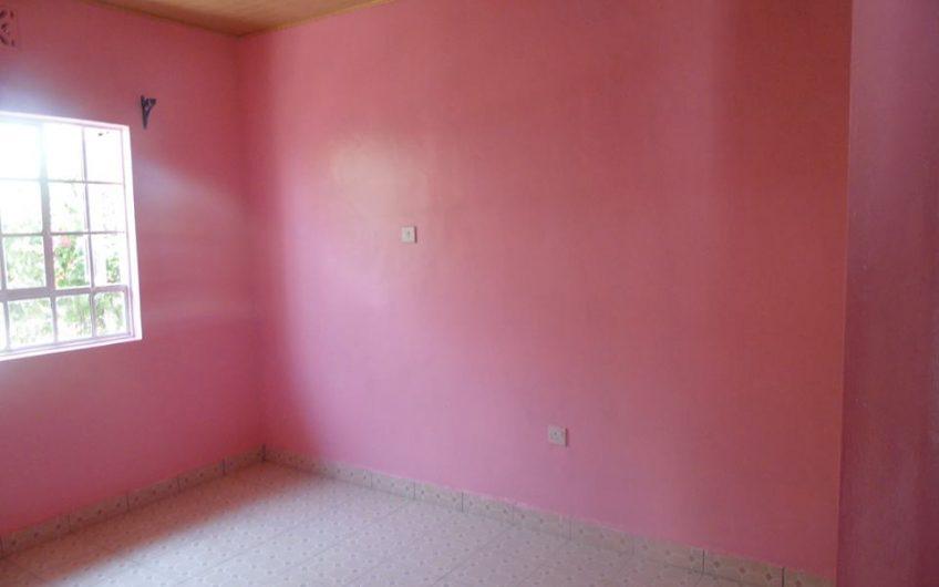 3 bedrooms master ensuite Bungalow