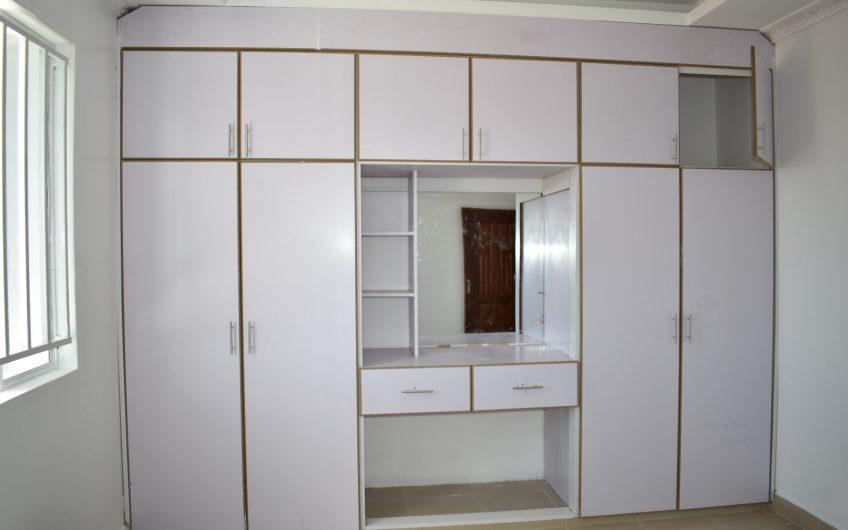 3 bedrooms all ensuite Maisonette